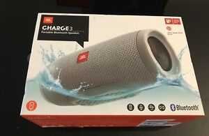 JBL Charge 3 Waterproof Bluetooth Wireless Speaker