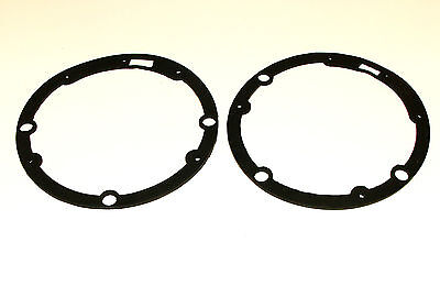 MORRIS MINOR 1948-1962 A PAIR OF HEADLAMP TO BODY RUBBERS
