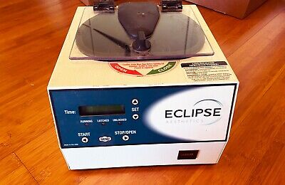 Eclipse Aesthetics Centrifuge Only 8 Uses Total