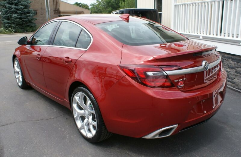 Image 8 Voiture American used Buick Regal 2015
