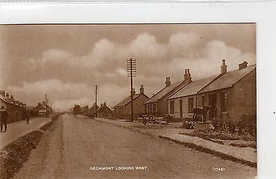 DECHMONT: West Lothian postcard (C4582).