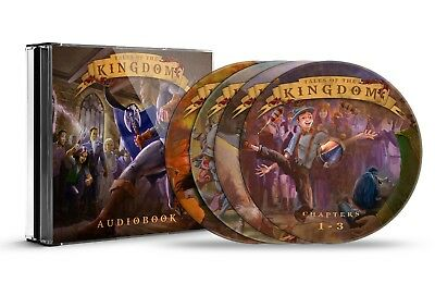 Tales of the Kingdom Audiobook on CD