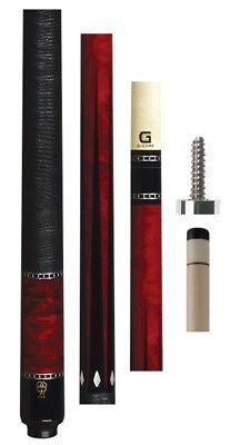 Viper Revolution Sure Grip Pro 58 2-Piece Billiard//Pool Cue