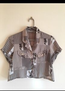 Vintage cropped shirt Wandi Kwinana Area Preview