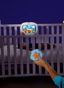 Baby Einstein crib baby soother