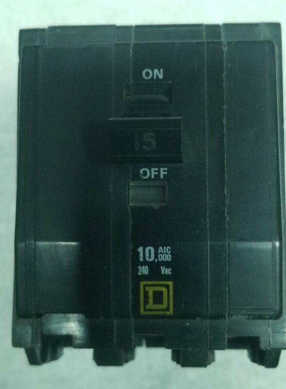 Square D / Schneider Electric QO315 (SQD) Circuit Breakers