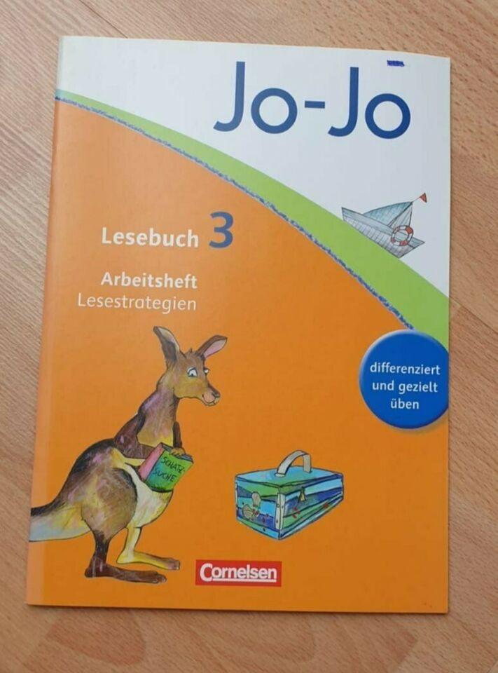 Jo-Jo Lesebuch 3 Arbeitsheft Lesestrategien in Wiesbaden - Delkenheim