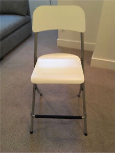 """IKEA Franklin Folding Stool - for 36"""" counter height"""