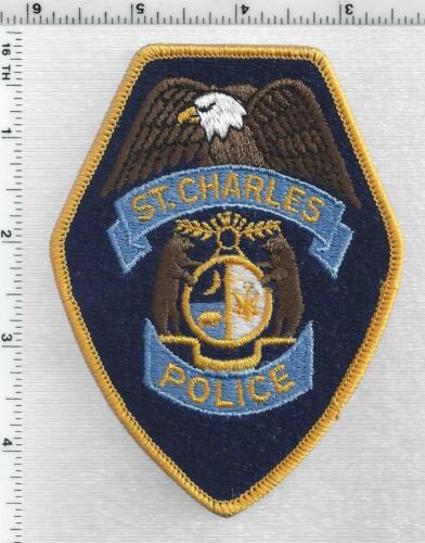 St. Charles Police (Missouri) 1st Issue Shoulder Patch