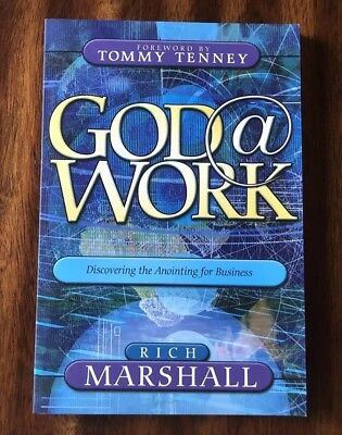 God At Work (God at Work by Rich Marshall (2005, Paperback) FREE)