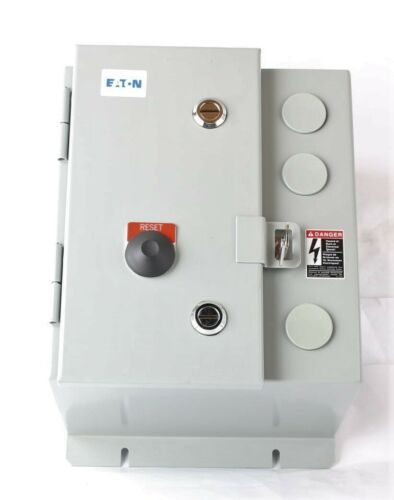 New ECX09G3AAA-N Eaton Electrical Enclosed Motor Starter