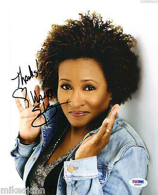 Wanda Sykes Over the Hedge Rio Comic Signed Autograph 8x10 Photo PSA DNA COA