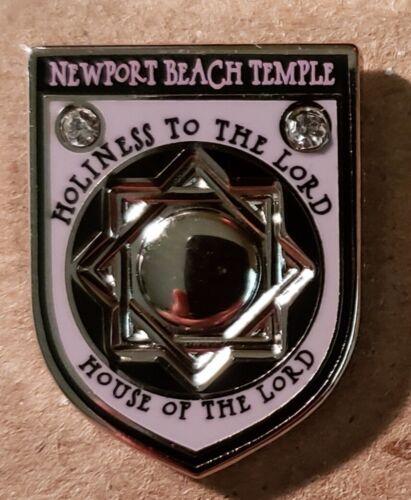Newport Beach Temple MELCHIZEDEK SYMBOL LAPEL PIN LDS