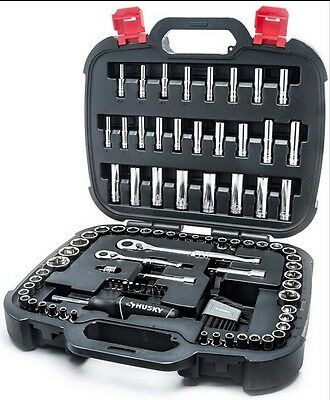 NEW 100 Destroyed Robust Mechanics Multi Dress Set-Wrenches-Screwdriving Bits-Sockets