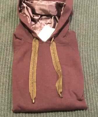 NWT 3295$ Brunello Cucinelli 100% Cashmere hooded Cardigan Sweater  sz XL