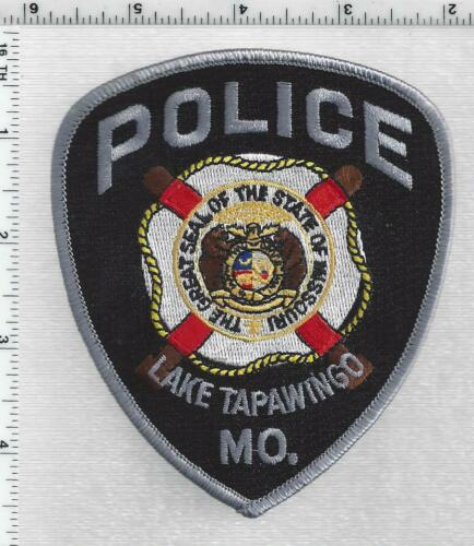Lake Tapawingo Police (Missouri) 1st Issue Shoulder Patch