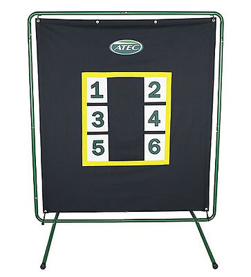Atec Pitchers - ATEC WILSON PRO PITCHER SCREEN BACK STOP TARGET W/STAND AT2074 - ON SALE