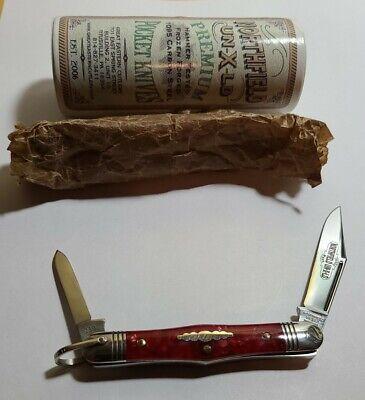Great Eastern Cutlery Northfield UN-X-LD Cranberry Perylic Knife NF33CBA.331 211