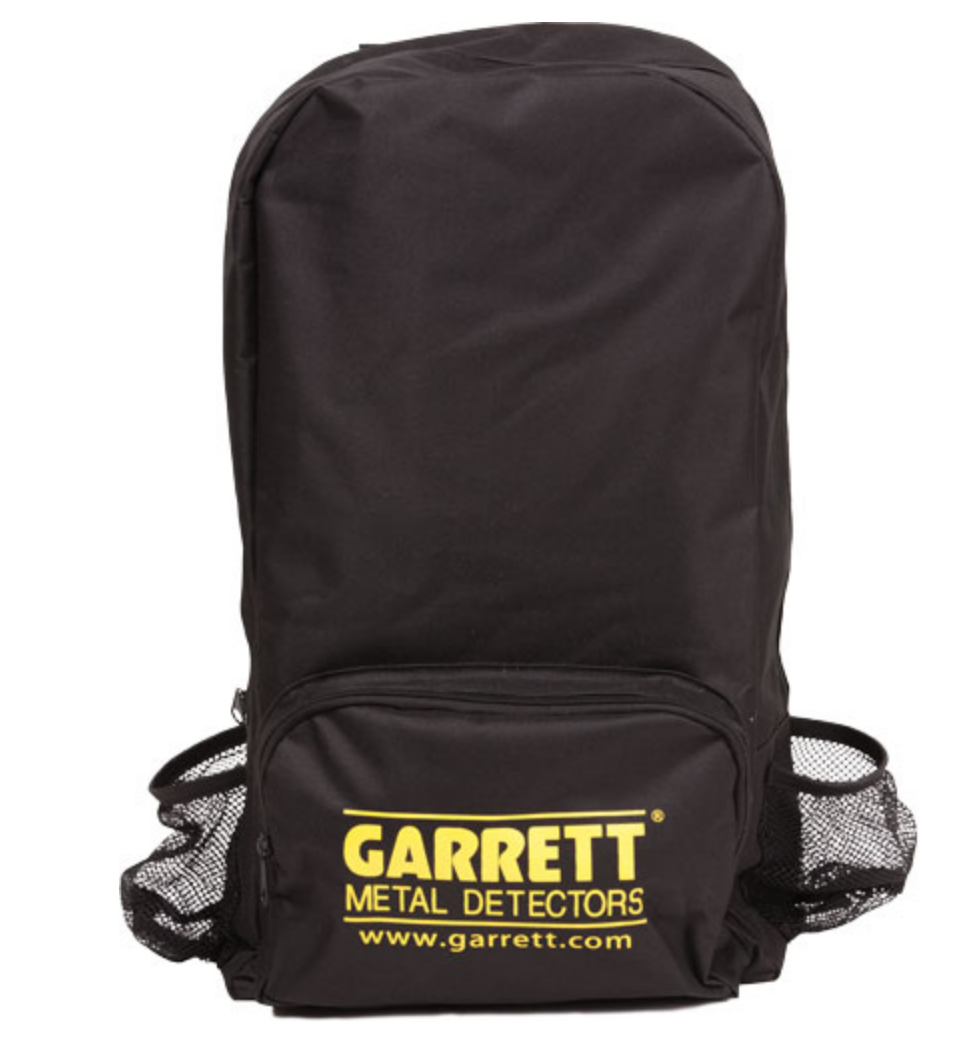 Garrett All-Purpose Backpack w/ Yellow Logo And Adjustable Straps 1651700
