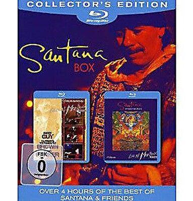 Santana (Live & Presents The Blues Montreux 2004) 2 Concerts Collector's Ed' R2