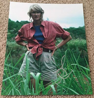 Laura Dern Signed Autograph Jurassic Park 11X14 Photo W Proof