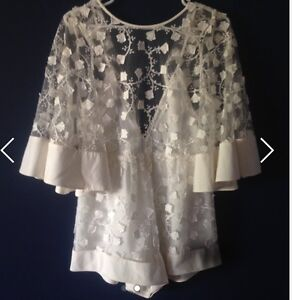 Alice McCall Playsuit Size 12-14 Adelaide CBD Adelaide City Preview