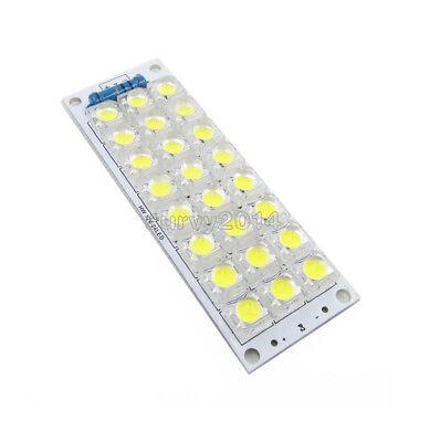 2pcs Dc 12v 24-led Super Bright White Piranha Led Board Night Led Lights Lamp