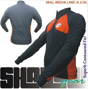 SHADOW-MENS-CYCLING-JACKET-Jersey-cycle-Windproof-Thermal-Warm