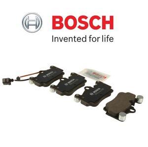 Rear Brake Pads Set & Sensor Bosch QuietCast for Rear Audi Q7 Porsche Cayenne VW