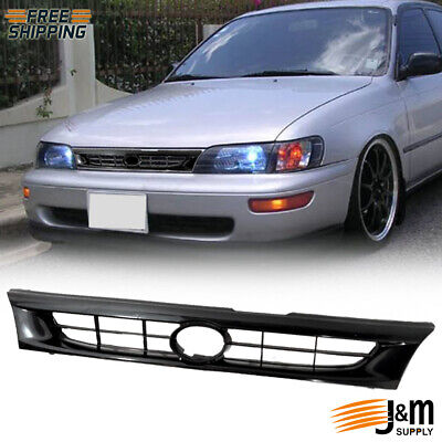 Upper Bumper Cover Spacer Panel For Toyota Corolla 1993-1997 New Front