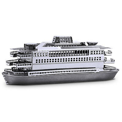 Metal Earth: Commuter Ferry