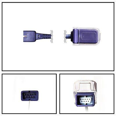 Nellcor Compatible Oximax Dec-8 Spo2 8 Extension Cable Db9 To Db9 Yr Warranty