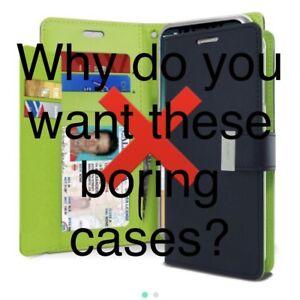 Luxury top brand fashion phone case