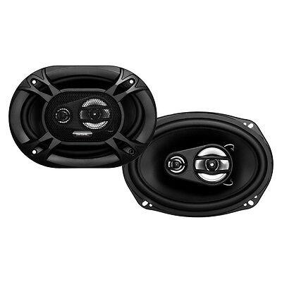 SoundStorm Laboratories 6 x 9 Inches 3 Way 300 Watt Stereo Speakers EX369 (Pair)