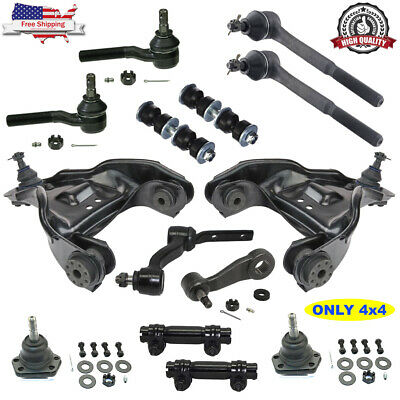 NEW 20 Pcs Complete Front Suspension Kit For Chevy Blazer S10 GMC Jimmy Sonoma