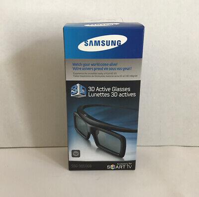 Samsung 3D Active Glasses For Smart TV SSG-3050GB NIB