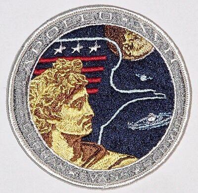 Aufnäher Patch Raumfahrt NASA APOLLO 17 ...........A3197