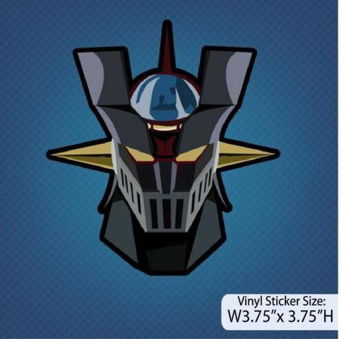 Mazinger Z / Version B / Decal / Vinyl Sticker