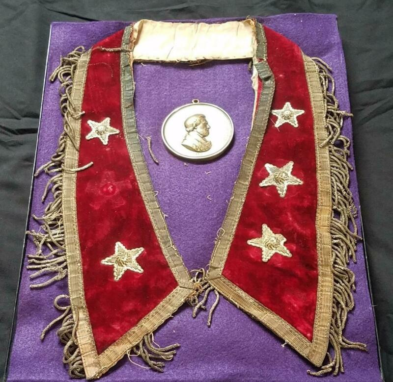 Original Native American Peace Medal | 1862 Presidential Series