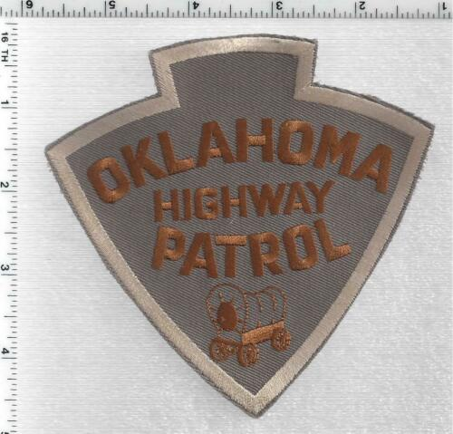 Highway Patrol (Oklahoma) 5th Issue Shoulder Patch