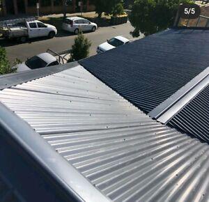 Metal roofer and gutter installer / gutter cleaning