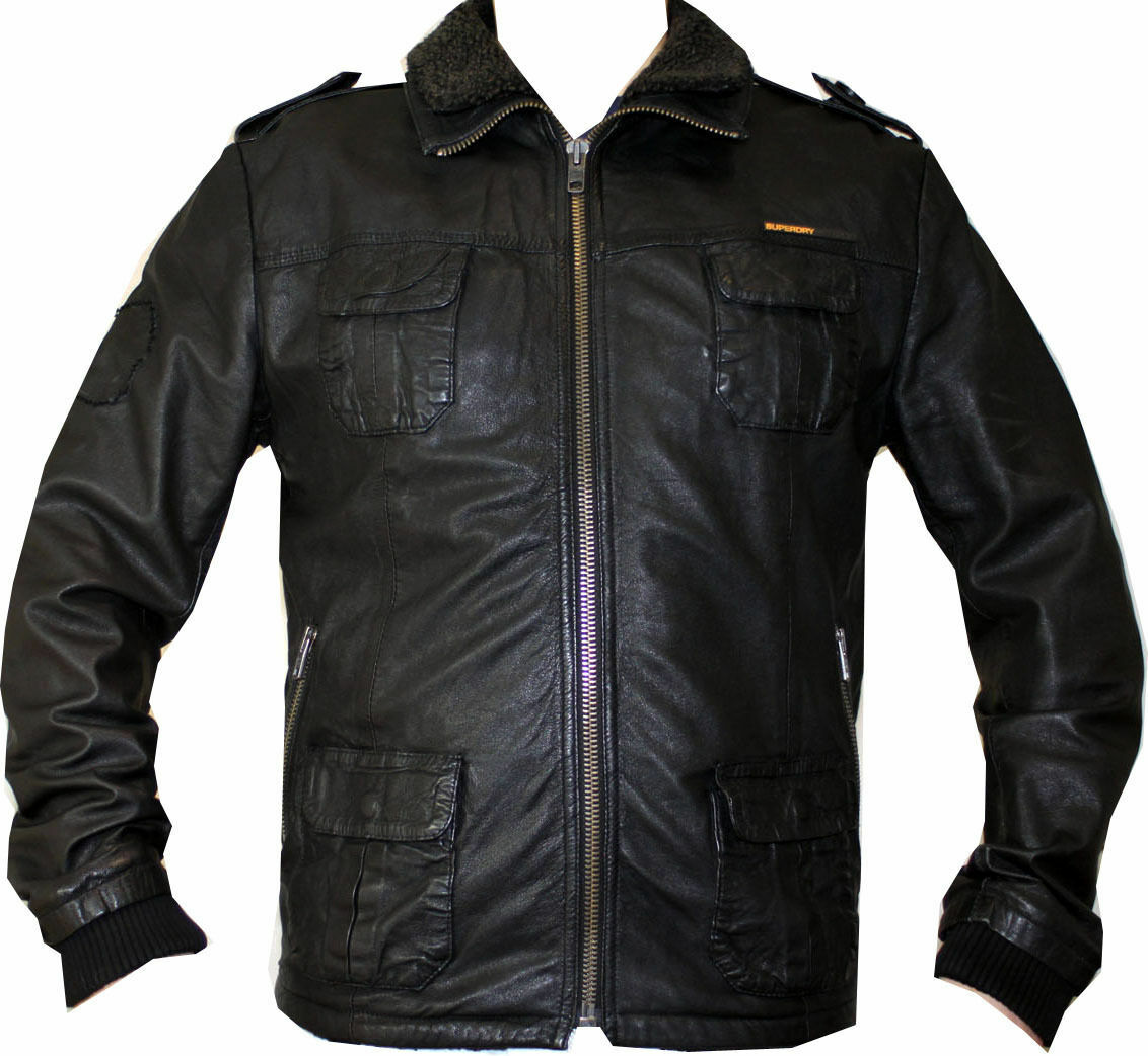 Leather Bomber Jacket Buying Guide | eBay