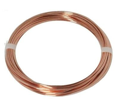 Wholesale Bare Copper Wire 10 To 30 Ga - 5 Ft - 100 Ft Coils - Dead Soft