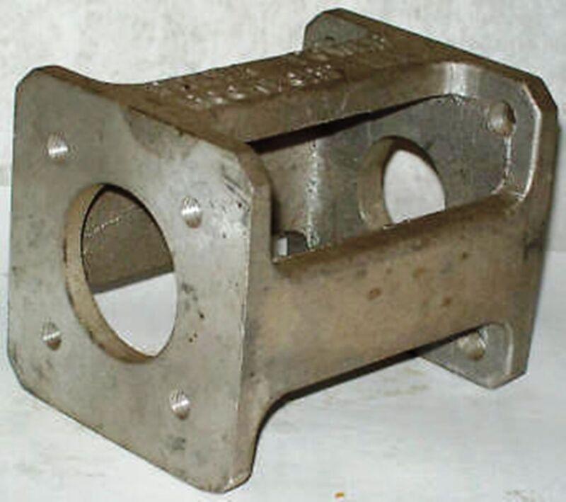 Delta Hydraulic Pump / Motor Mounting Bracket BF4