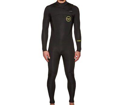 7c8d8d81d1 XCEL Men s 3 2 COMP CZ Wetsuit - BLK - Hard to Find Size Medium Tall - NWT