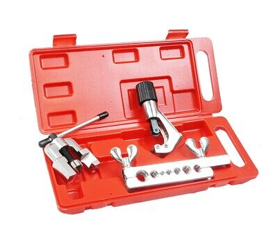 Hvac Refrigeration Soft Copper Tube Flaring Swaging Tool Kit 316 58 Od
