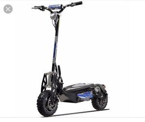 Evo Uberscoot 1600w 48v Electric Scooter
