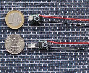 LED Battery level voltage monitor meter indicator Alkaline Nicad NiMh LiPo L