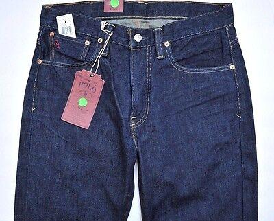 SALE Polo Ralph Lauren Men's Vintage 67 Classic Fit Denim Jeans W30 L30 ()