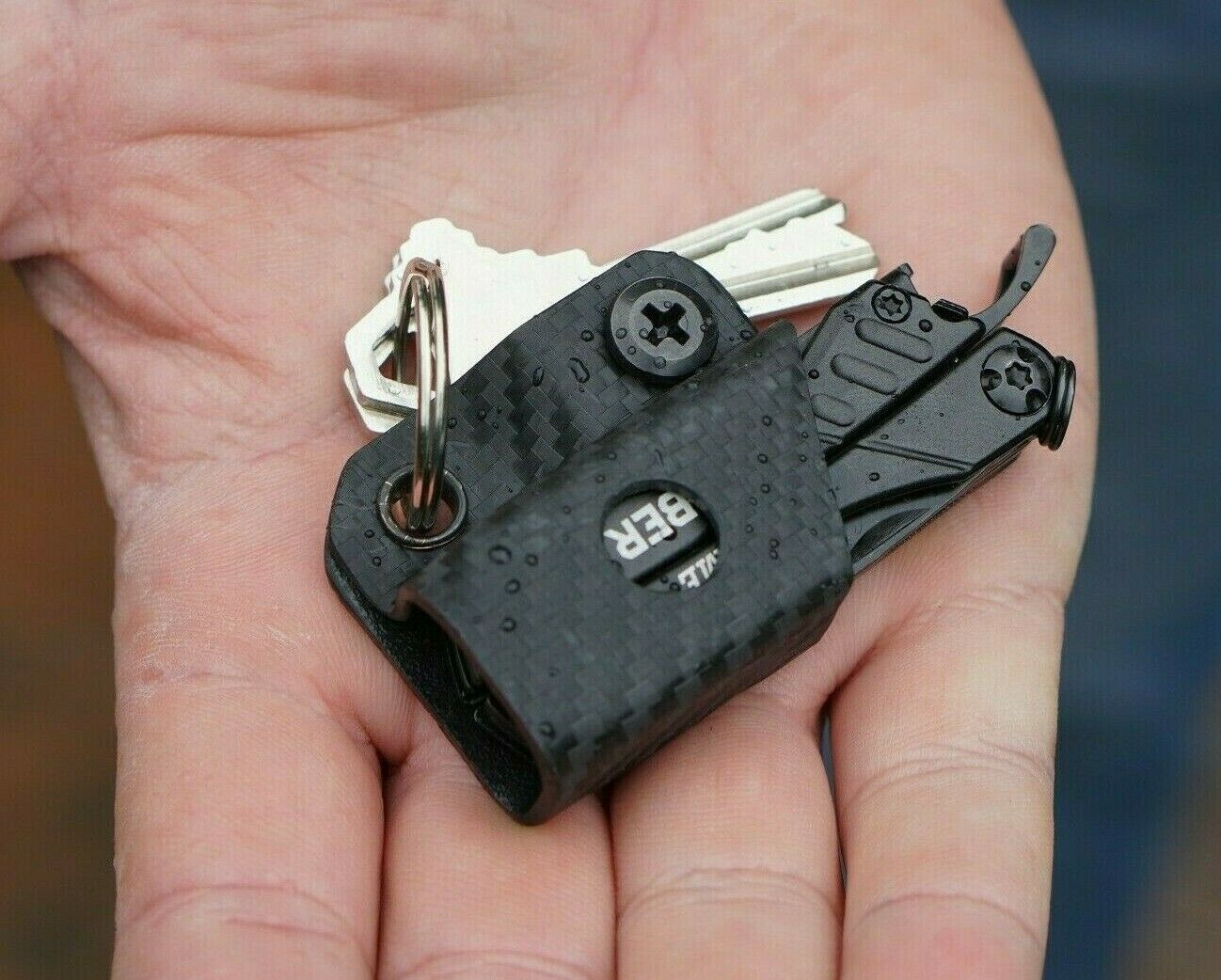 Clip & Carry Kydex Sheath for GERBER DIME & LEATHERMAN SQUIR
